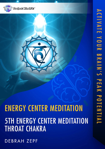 ECM05 - 5th Energy Center Meditation Throat Chakra
