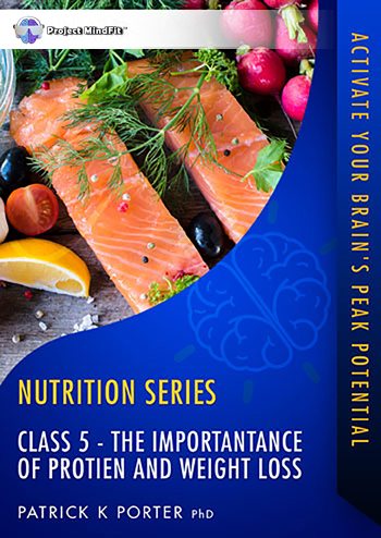 FFF Class05 - The Importantance of Protien and Weight Loss