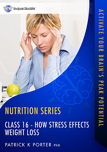 FFF Class16 - How Stress Effects Weight Loss